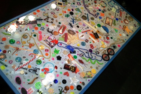 iSpy Table Project